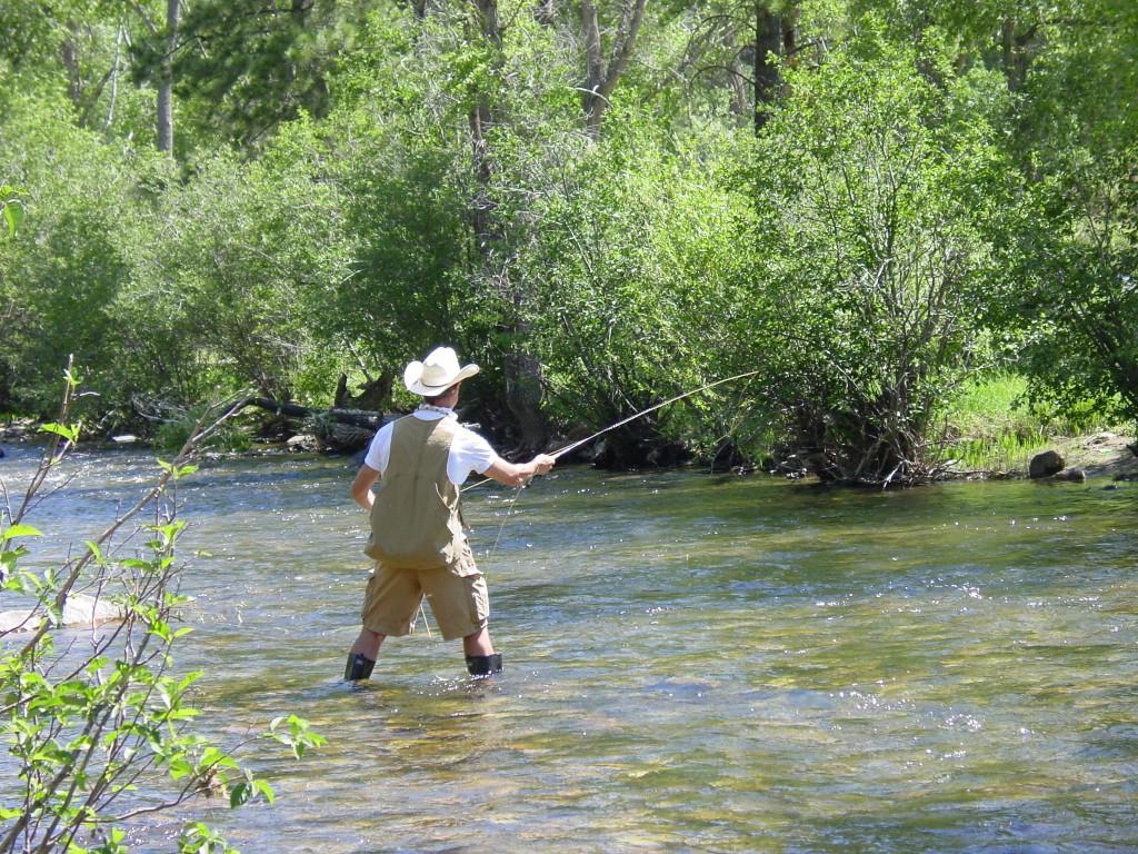 Pecos Fishing